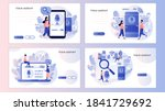 voice assistant  search concept.... | Shutterstock .eps vector #1841729692