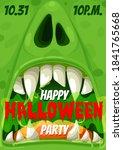 Halloween Party Vector...