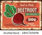 beetroot rusty metal plate ...   Shutterstock .eps vector #1841765698