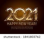 vector precious greeting card... | Shutterstock .eps vector #1841803762