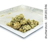 marijuana  weed  pot  cannabis  | Shutterstock . vector #184181546