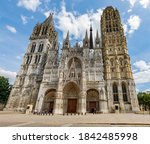 Rouen Cathedral  Cathedrale De...