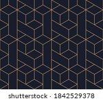 vector abstract oriental... | Shutterstock .eps vector #1842529378