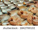 Dried Gourami Fish.dried Salted ...