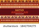 native american heritage month... | Shutterstock .eps vector #1842704275