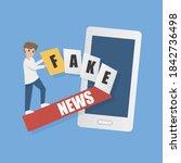 Fake News In Social Media Men...