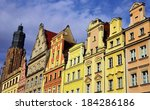 old town  wroclaw poland | Shutterstock . vector #184286186