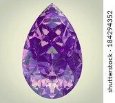 amethyst | Shutterstock . vector #184294352