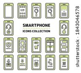 a collection of smartphone app...