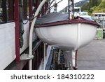 lifeboat | Shutterstock . vector #184310222