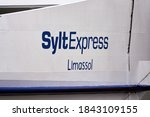 Sylt Express Lettering On The...