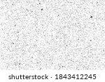 grunge texture of the foam... | Shutterstock .eps vector #1843412245