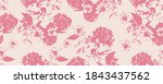 floral  retro silhouette meadow ...   Shutterstock .eps vector #1843437562