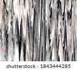 tie dye stripe brown  beige ... | Shutterstock . vector #1843444285