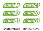 european emission standards...   Shutterstock .eps vector #1843574698