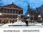 Boston  Ma  Usa   Dec 17  2016  ...