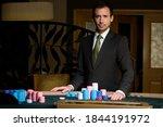 Portrait Of A Young Gambler...
