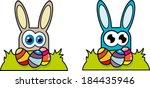 creative  design of rabbit....   Shutterstock .eps vector #184435946