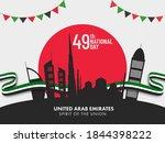 49th national day  spirit of... | Shutterstock .eps vector #1844398222