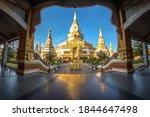 Phra Maha Chedi Chai Mongkhon ...