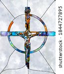 Spectral Faith Cross Of Stained ...