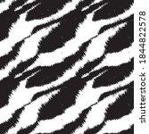 black and white brush stroke... | Shutterstock .eps vector #1844822578