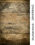 old wood background texture | Shutterstock . vector #184498442
