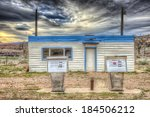 Abandoned Gas Station Near The...