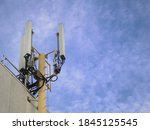 Roof Top Cell Tower  Mobile...