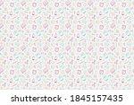 back to school design.... | Shutterstock .eps vector #1845157435
