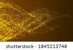 A Vortex Of Particles. A...