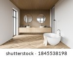 Comfortable Bathtub And Sink...