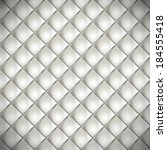 paper squares on a gray... | Shutterstock .eps vector #184555418