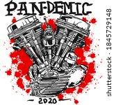 Panhead Engine On Pandemic 2020