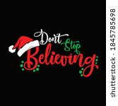 Don\'t Stop Believing Christmas...