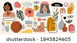 modern abstract elements set ...   Shutterstock .eps vector #1845824605