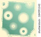 floral background. vector.   Shutterstock .eps vector #184591142