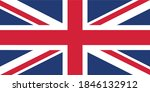 the national flag of the united ... | Shutterstock .eps vector #1846132912