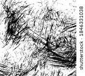 grunge background black and... | Shutterstock .eps vector #1846331038