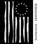 betsy ross 13 stars american... | Shutterstock .eps vector #1846504828
