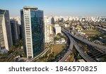 aerial view of jornalista...   Shutterstock . vector #1846570825