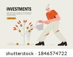 business investment banner ...