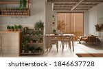 Cosy Wooden Sustainable Living...