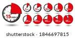 5  10  15  20  25  30  40  45 ... | Shutterstock .eps vector #1846697815