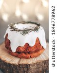 Christmas Pudding  Fruit Cake...