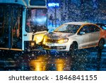 Traffic Accident During...
