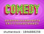 retro cinema font design ...   Shutterstock .eps vector #1846888258
