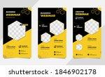 set of geometric social media... | Shutterstock .eps vector #1846902178