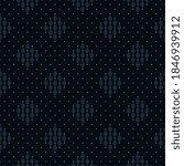 monochromatic rhombus shapes... | Shutterstock .eps vector #1846939912