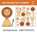 educational game for kids.... | Shutterstock .eps vector #1847245195